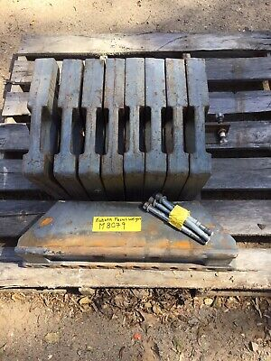 Kubota Tractor Front Weights Part M8079