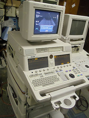 Hp Sonos 5500 Ultrasound System