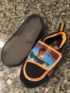 Brand new water shoes, toddler size 8