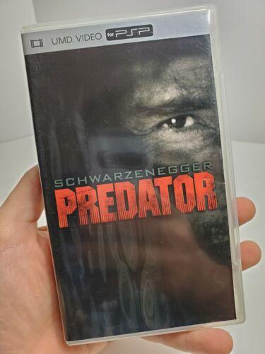 PREDATOR (UMD Movie, 2005) PlayStation Portable PSP - SCHWARZENEGGER Free Ship