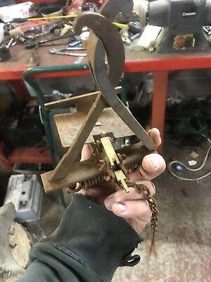 vintage imbra rat trap