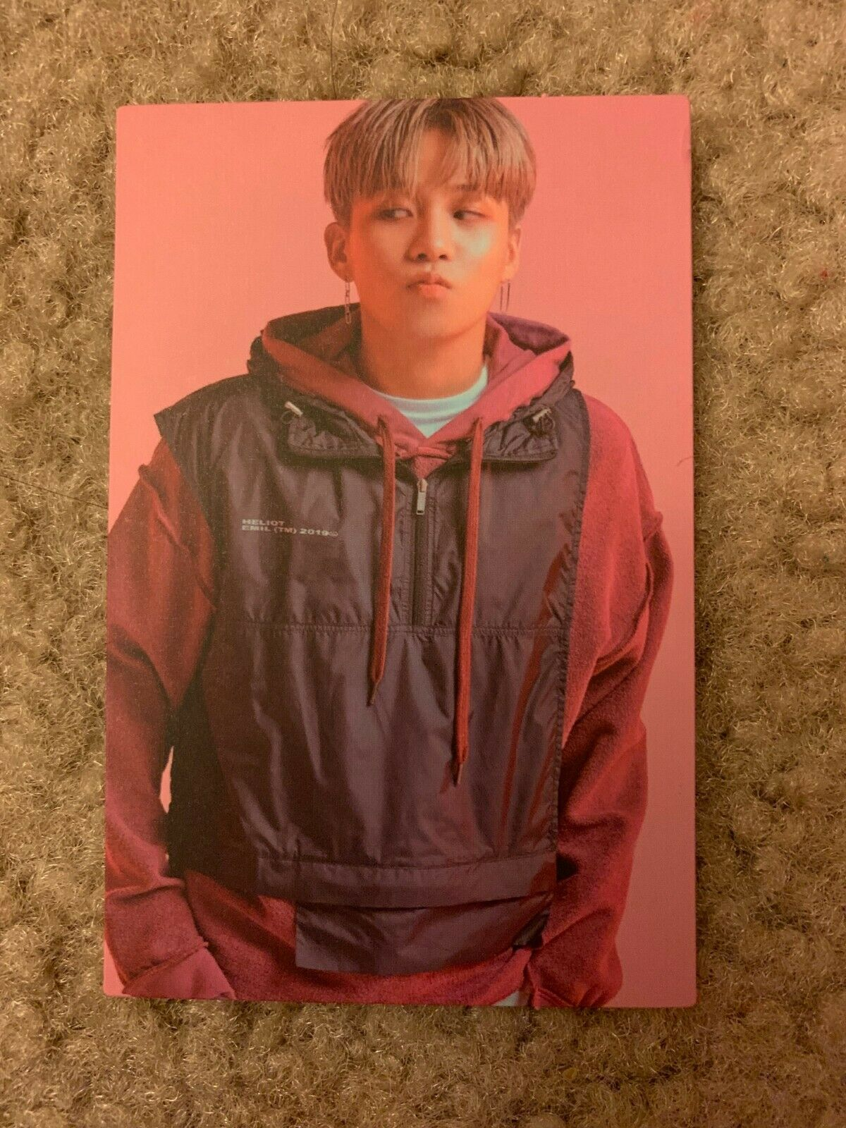 ***UPDATED***ATEEZ One To All Treasure EP. 3 Photocards (DM for Stamp Shipping) Jongho Illusion