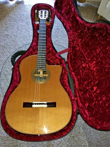 Cordoba Fusion Orchestra CE Cedar Top, an exceptional Guitar