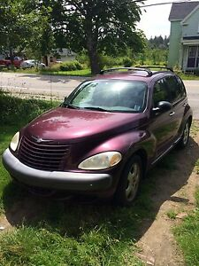 (AS IS) 2002 pt cruiser