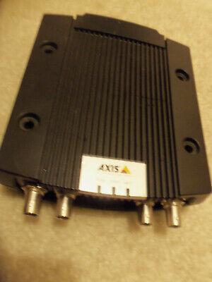Axis Q7424-r Encoder Server For Security Surveillance Ip Network Camera