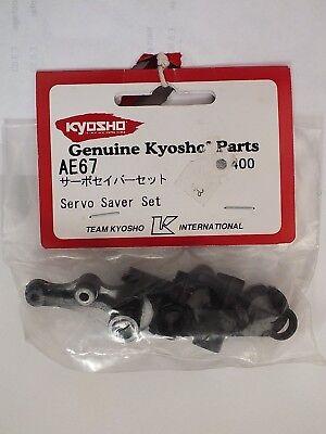 GENUINE KYOSHO PART (AE67 ) SERVO SAVER SET