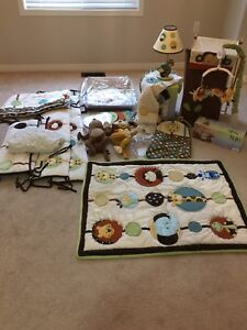 Complete baby nursery. 11items.