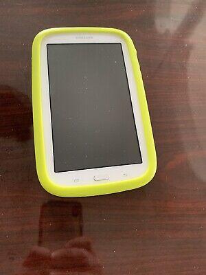 Samsung Galaxy Tab E Lite Kids 7-Inch Tablet (8 GB, White, WiFi) SM-T113