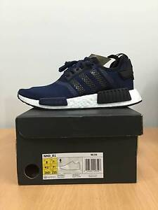 Adidas NMD R1 Navy/Black West Hoxton Liverpool Area Preview