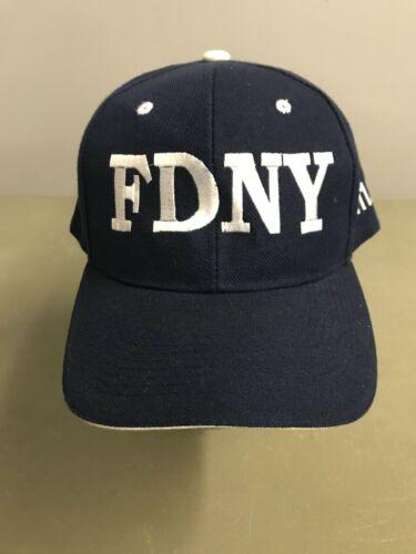 Adjustable FDNY 9-11-01 Hat