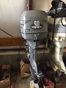 used johnson boat motors ebay