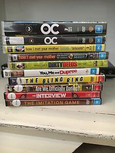 Assorted dvds Scarborough Stirling Area Preview