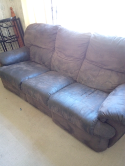 Free couch and armchairs