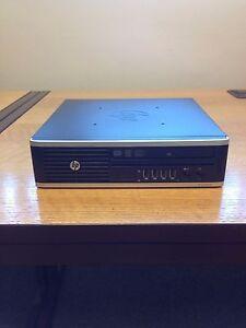 HP Compaq 8200 Elite 2.5 Ghz win10pro