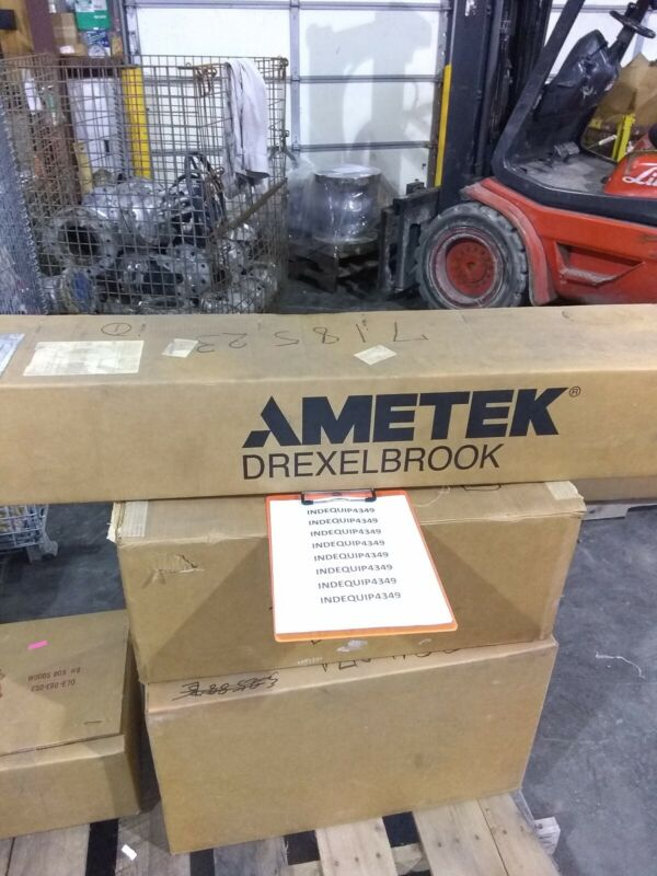 AMETEK DREXELBROOK Z-TRON 3 LEVEL CONTROL TRANSMITTER,