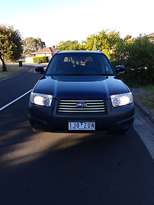 Subaru Forester xs Luxry 2006. May consider swap Meadow Heights Hume Area Preview