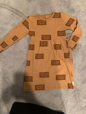 Tiny Cottons Girls Dress 10 10Y $88