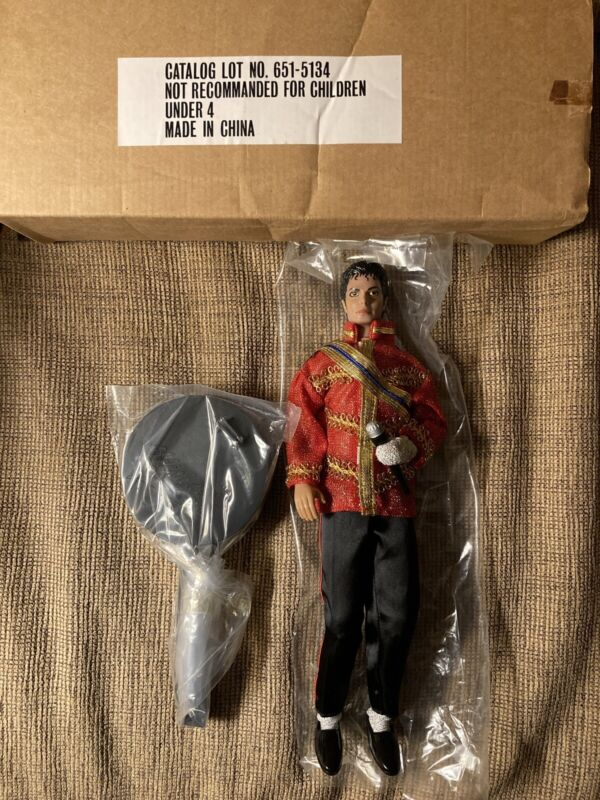 Michael Jackson Doll  - Mail Order JCPenney 1984