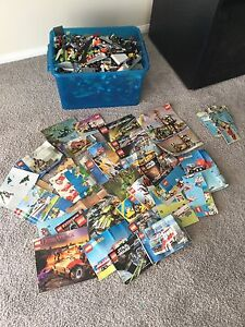 Lego Bulk lot with instructions collect Birkdale or New Farm Birkdale Redland Area Preview