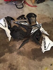 2014 gsxr 750/600 fairing pieces