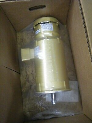 Baldor Electric Vebm3611t Brake Motor 3 Hp 1760 Rpm 3-phase 230460