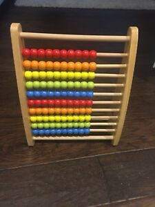 Abacus toy education kids math mathematics htutor toy
