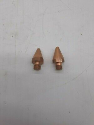 Miller 040211 Spot Welding Tip Pair Of 2