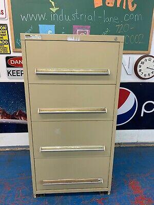 Stanley Vidmar Tool Storage Cabinet - 30 Wide 4 Drawers