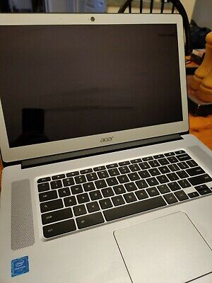 Acer Chromebook 15 CB515-1HT-P39B Pentium N4200 15.6-inch. Full HD Touch 4GB