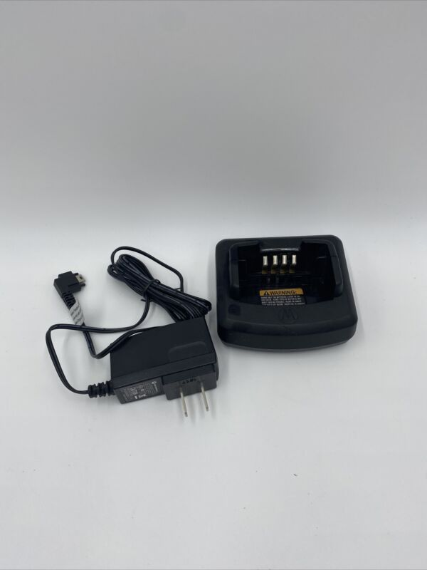 Genuine Motorola Standard Charger RLN6175A w/ RPN4054A AC Adapter with cable