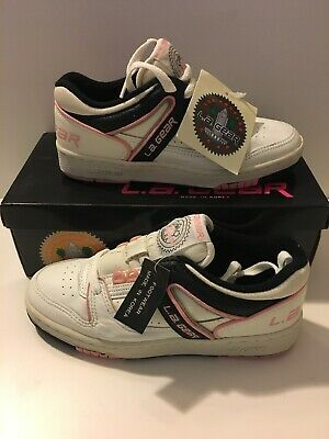 Vtg LA Gear T-Player 653W Pink Walking Cross Training Sneakers Shoes Womens 5.5