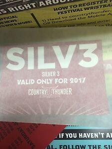 Craven silver campsie