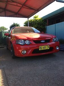 Ford XR6 Pelaw Main Cessnock Area Preview