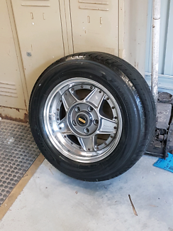 Simmons 15x8 b45 to suit commodore.