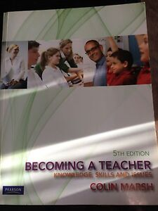 Becoming a teacher 5th Edition Regents Park Logan Area Preview