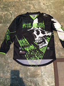 Metal Mulisha youth large MX jersey