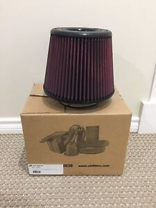 S&b  cleanable air filters