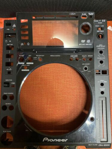 Pioneer CDJ-2000 Replacement Shell