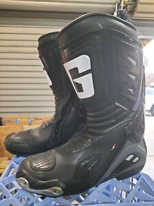 Motorbike Boots size 8 U.S