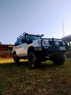 105 series landcruiser wagon turbo diesel 4.2