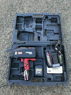 Max Rebar Tier Rb398s Battery And Charger