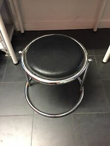 Black stool Waverley Eastern Suburbs Preview