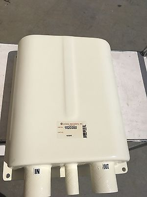 Houseboat Generator naval mufflers exhaust water separator (1020300)