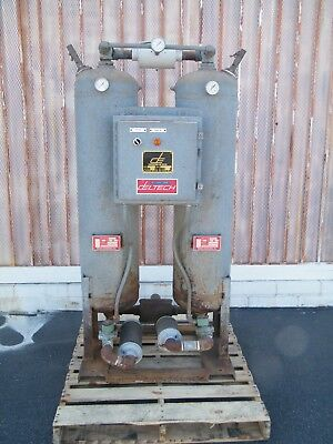 Deltech Desiccant Dryer Ps-310 Air Compressor Dryer Kaeser Ingersoll Rand
