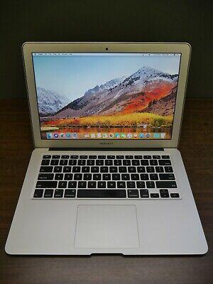 "Apple 2014 MacBook Air 13"" / 1.70Ghz Core i7 / 8GB / 250GB SSD"