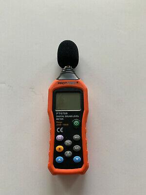 Protmex Pt6708 Digital Sound Level Meter