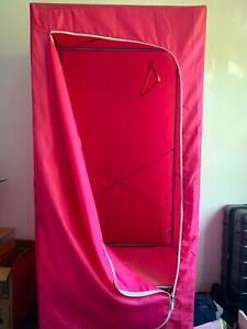 Clothing rack/wardrobe/hanging rack Ikea