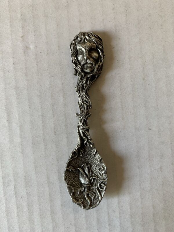 VINTAGE- Beauty And The Beast II Promotional Spoon - 1990