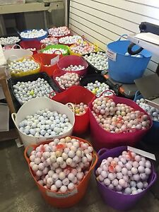 GOLF CLUBS & BALLS WANTED Wetherill Park Fairfield Area Preview