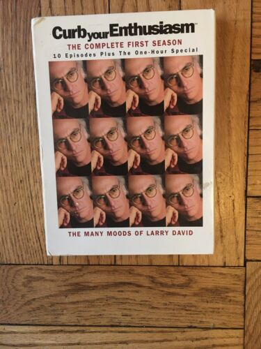 Curb Your Enthusiasm The Complete First Season, DVD, 2-Disc Set, Preowned 7 - $7.00